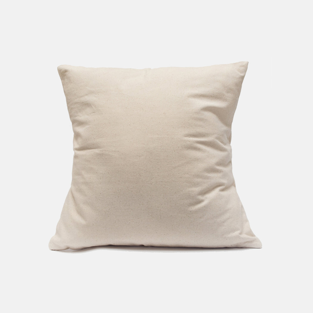 Canvas 14 Inch Pillow Case