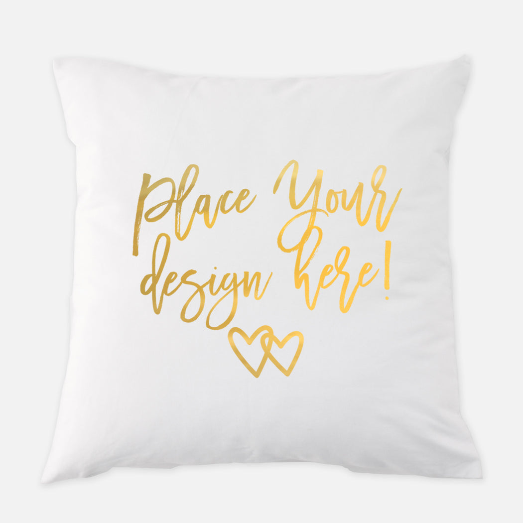 Dream Pillow Case 18x18 (Foil)