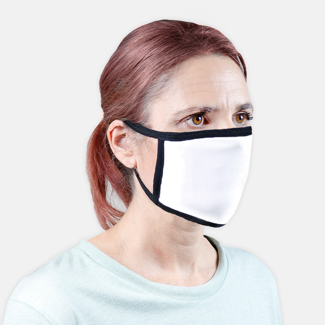 Face Mask - Sublimate (Medium)