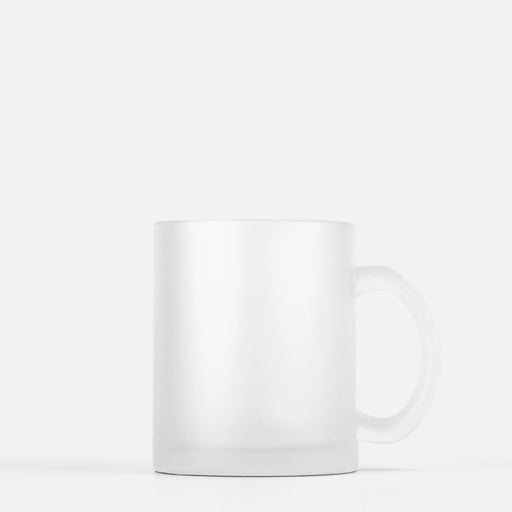 Drop Ship Frosted Mug