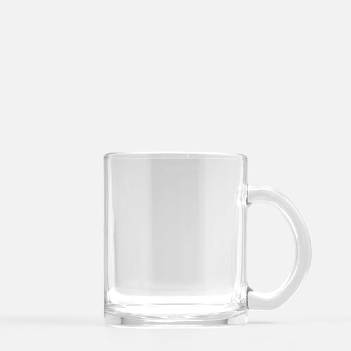 drop ship glass mug