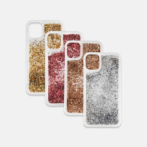 iPhone 11 Pro Liquid Glitter Case