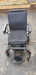 Discounted LONG-RANGE Folding Electric Wheelchair | Leitner BILLI | Signs of usage | PICKUP Doncaster VIC only