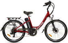 "Load image into Gallery viewer, Discounted 26"" Step-Thru Ebike 