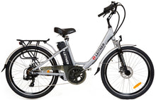 "Load image into Gallery viewer, 26"" Step-Thru Ebike 