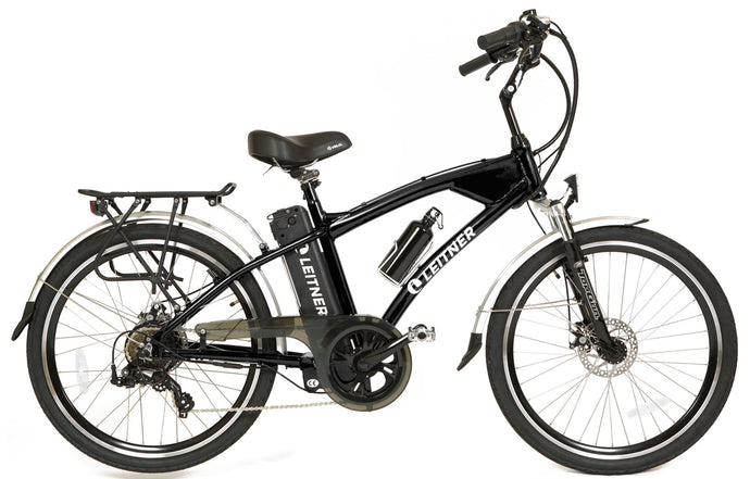 Electric Bike Leitner Berlin Black