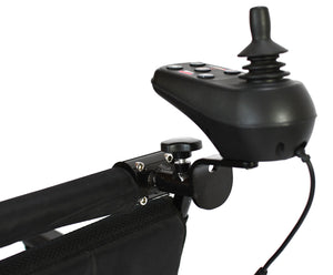 Joystick Backrest Attachment For Leitner Electric Wheelchair