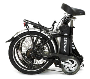 Folding Electric Bike Leitner Libelle Folded Black