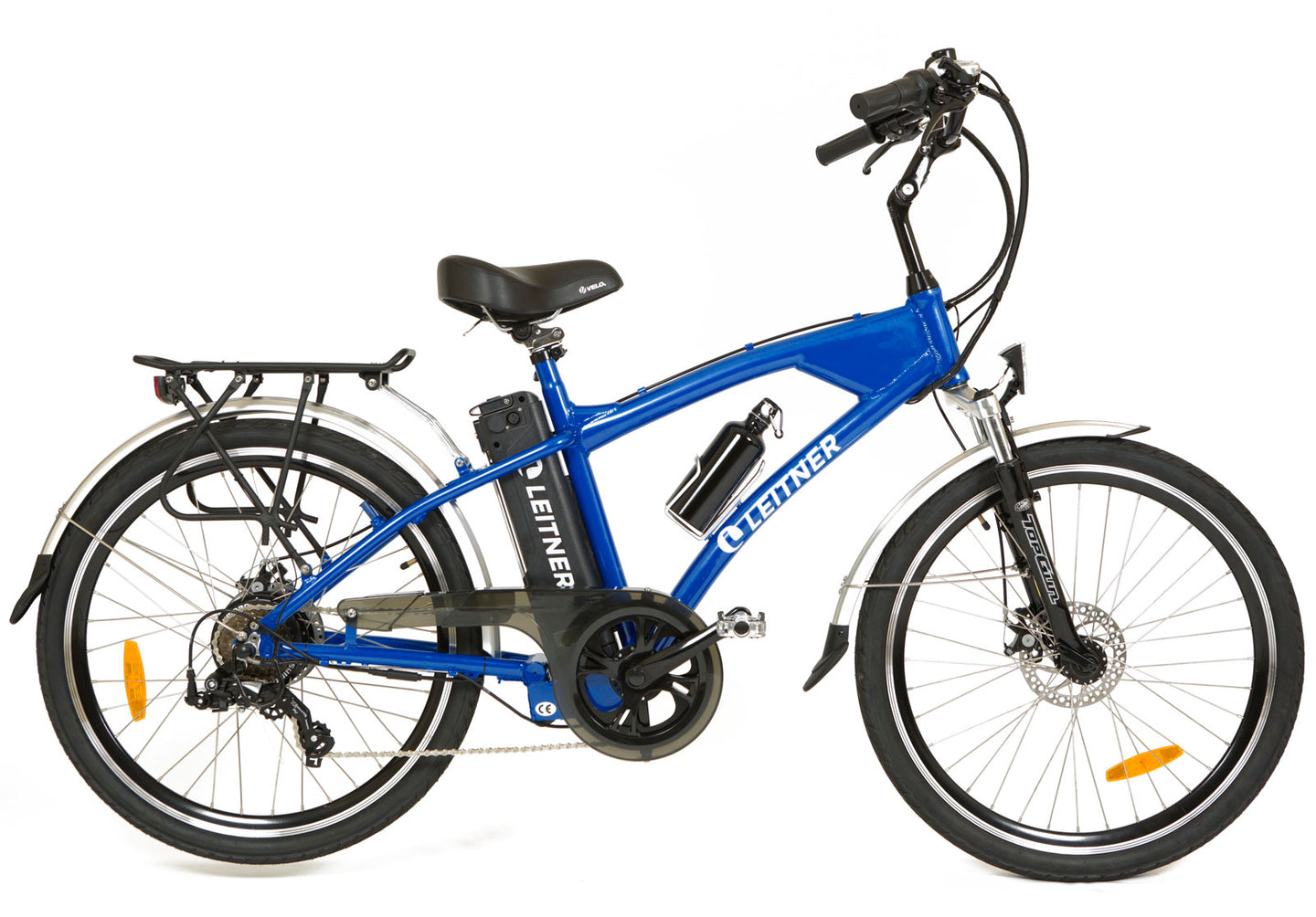 Electric Bike Leitner Berlin Blue
