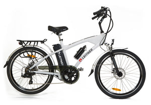Electric Bike Leitner Berlin White