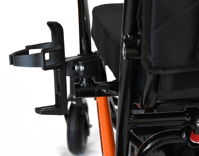 Bottle-Holder For Leitner Electric Wheelchairs
