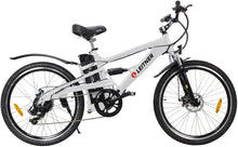 Load image into Gallery viewer, Electric Mountain Bike Leitner CrossX White