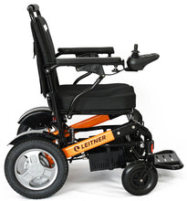 Load image into Gallery viewer, Discounted Folding Electric Wheelchair | Leitner BILLI | Signs of usage | PICKUP Doncaster VIC only