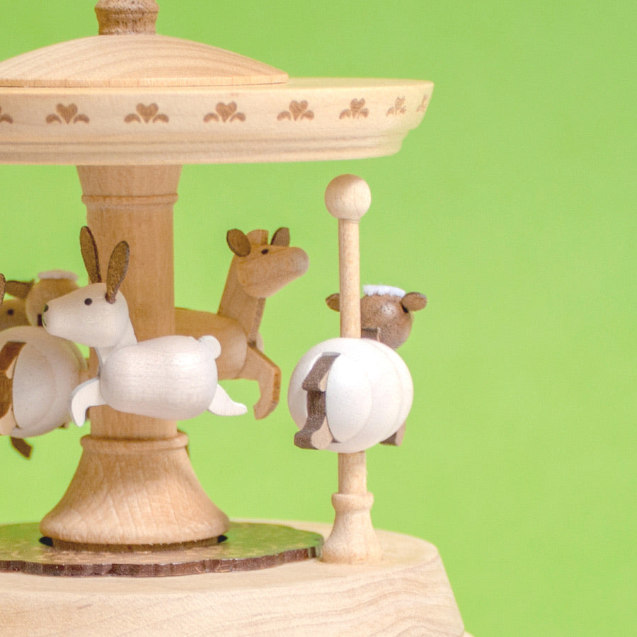 Merry Go Round Music Box