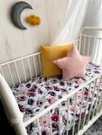 POP YA TOT Bassinet Sheets - ALL ABOUT ASTER