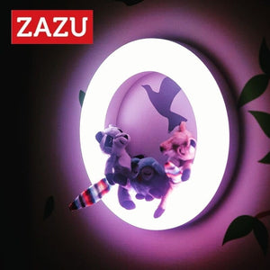 Wall Light with Plush Toys!