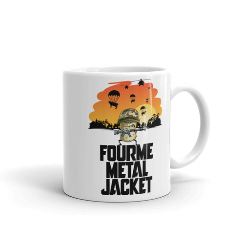 Mug - Fourme Metal Jacket