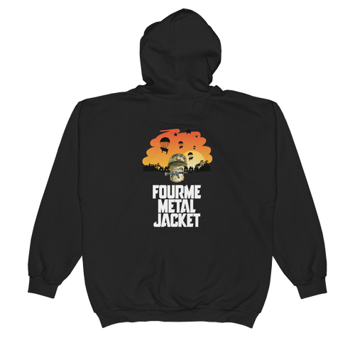 Sweatshirt - Fourme Metal Jacket