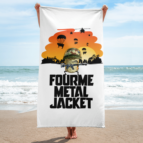 Serviette - Fourme Metal Jacket