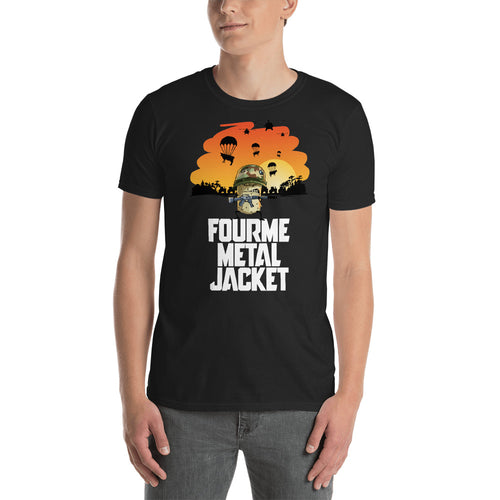 Unisex T-Shirt - Fourme Metal Jacket