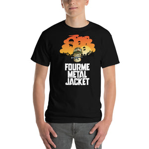 T-Shirt Premioum - Fourme Metal Jacket