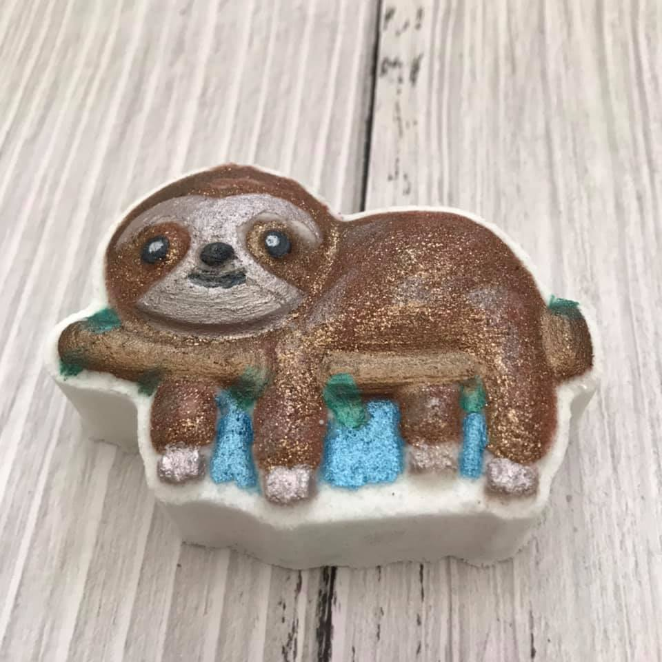 Sloth Vacuum Form Molds