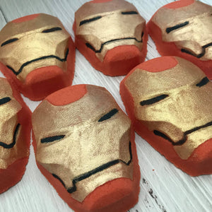 Iron Face Vacuum Form Molds