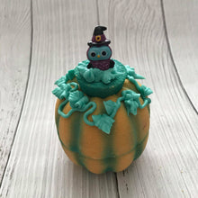 Load image into Gallery viewer, Pumpkin Bombshell Bath Bomb Hand Mold