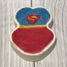Load image into Gallery viewer, Female Super Hero Bath Bomb Hand Mold