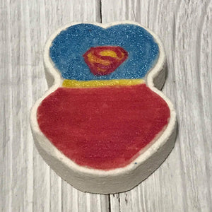 Female Super Hero Bath Bomb Hand Mold