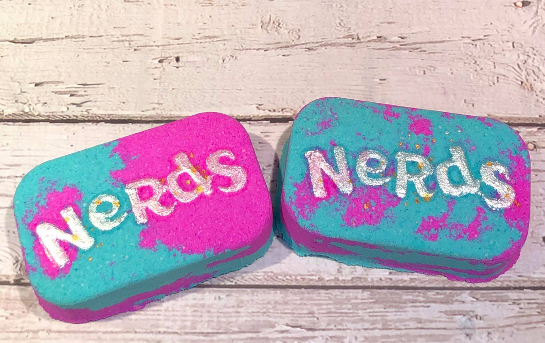 Nerds Vacuum Form Molds