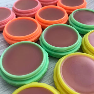 Macaron Lip Balm Containers