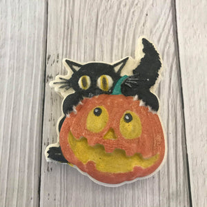 Kitty Pumpkin Bliss Vacuum Form Molds