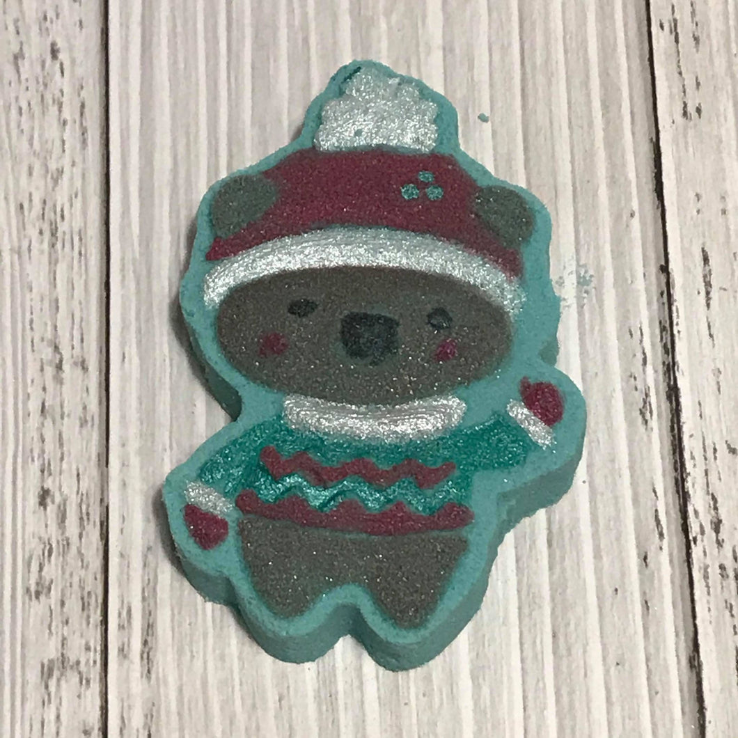 Christmas Bear Vacuum Form Molds