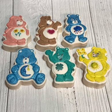 Retro Bears Vacuum Form Molds