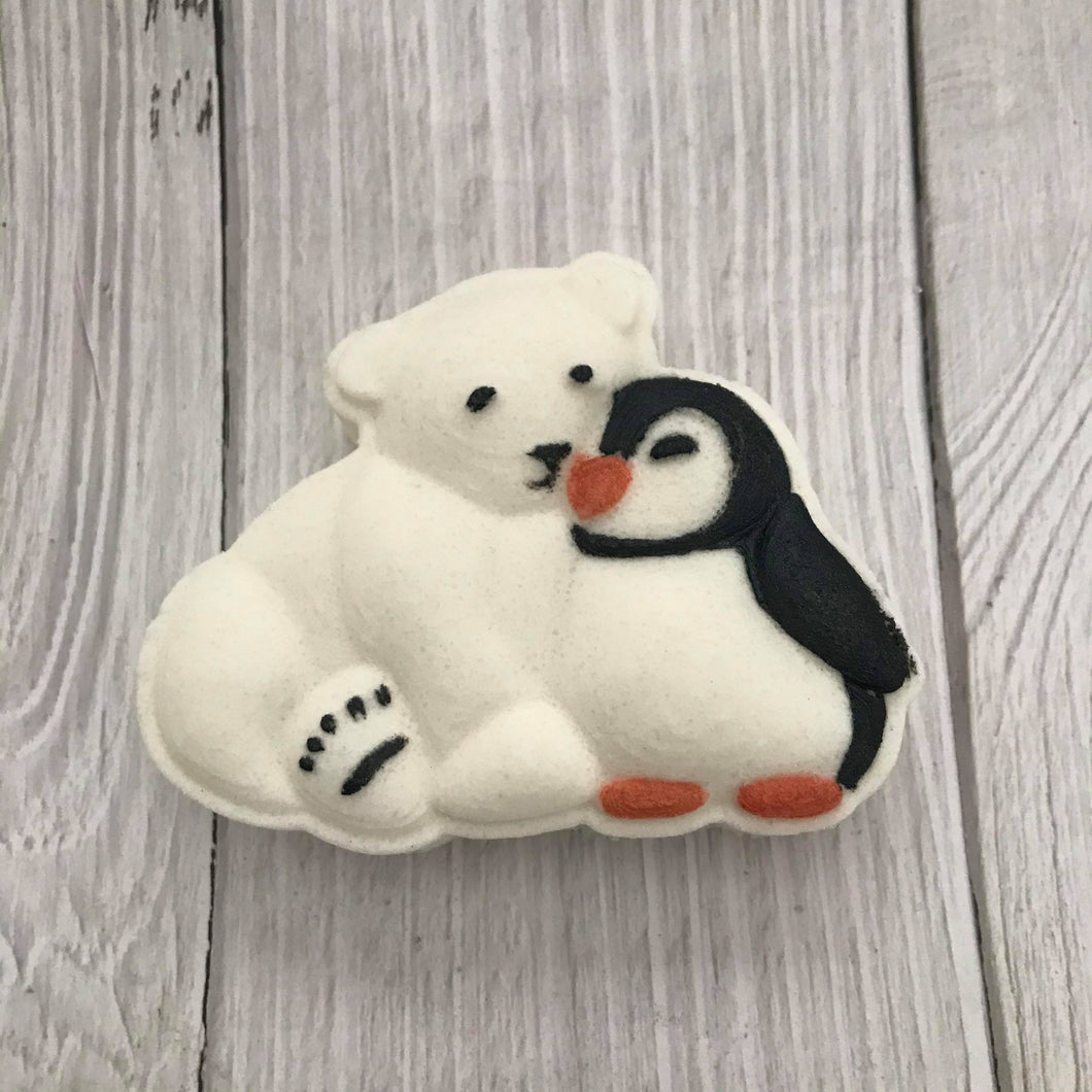 Polar & Penguin Cuddling Vacuum Form Molds