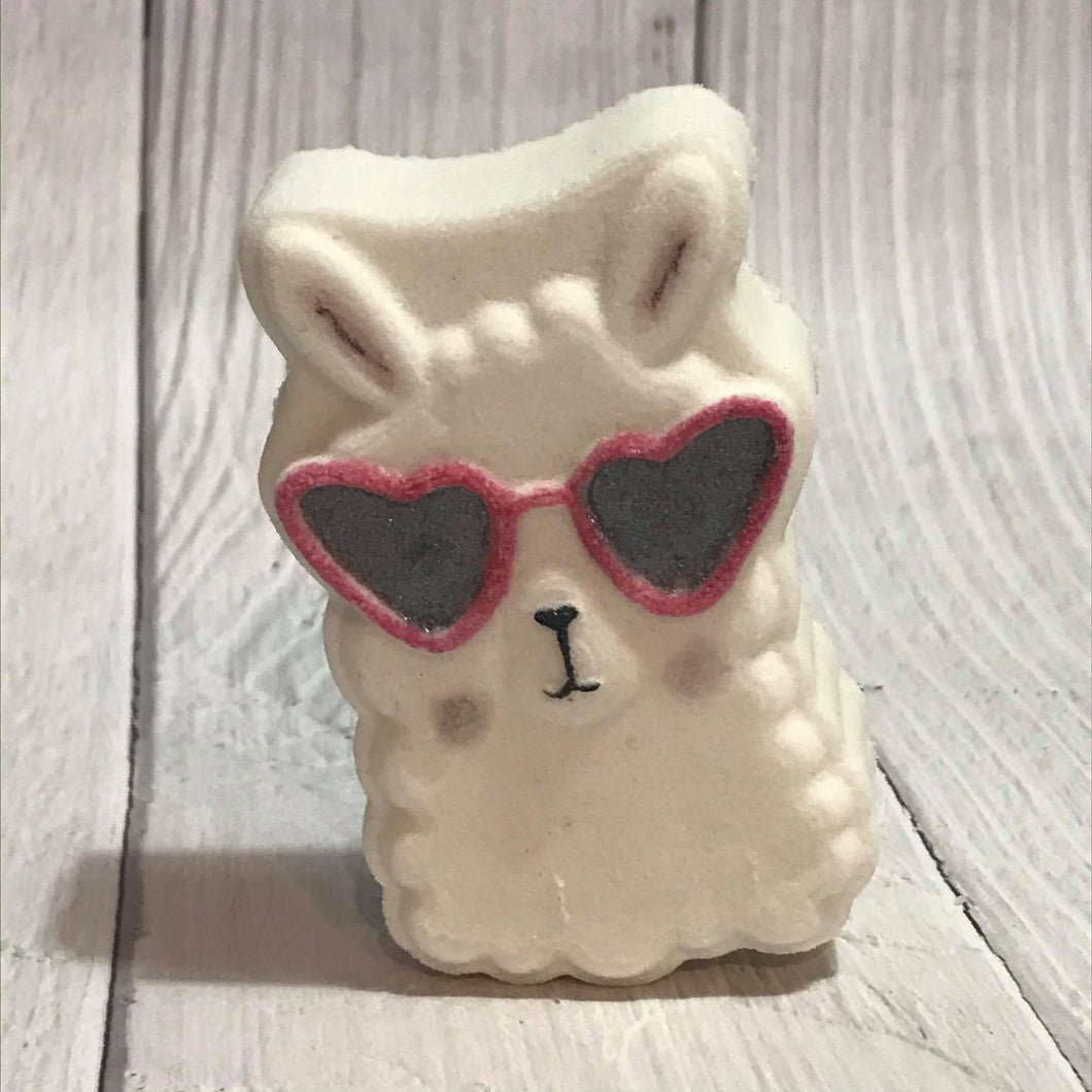Chillin' Llama Love Vacuum Form Molds