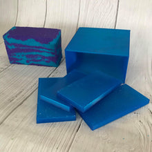 Load image into Gallery viewer, Bar (Rectangle / Square) Bath Bomb Hand Molds (Embed)