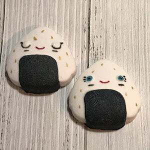 Kawaii Sushi Vacuum Form Molds