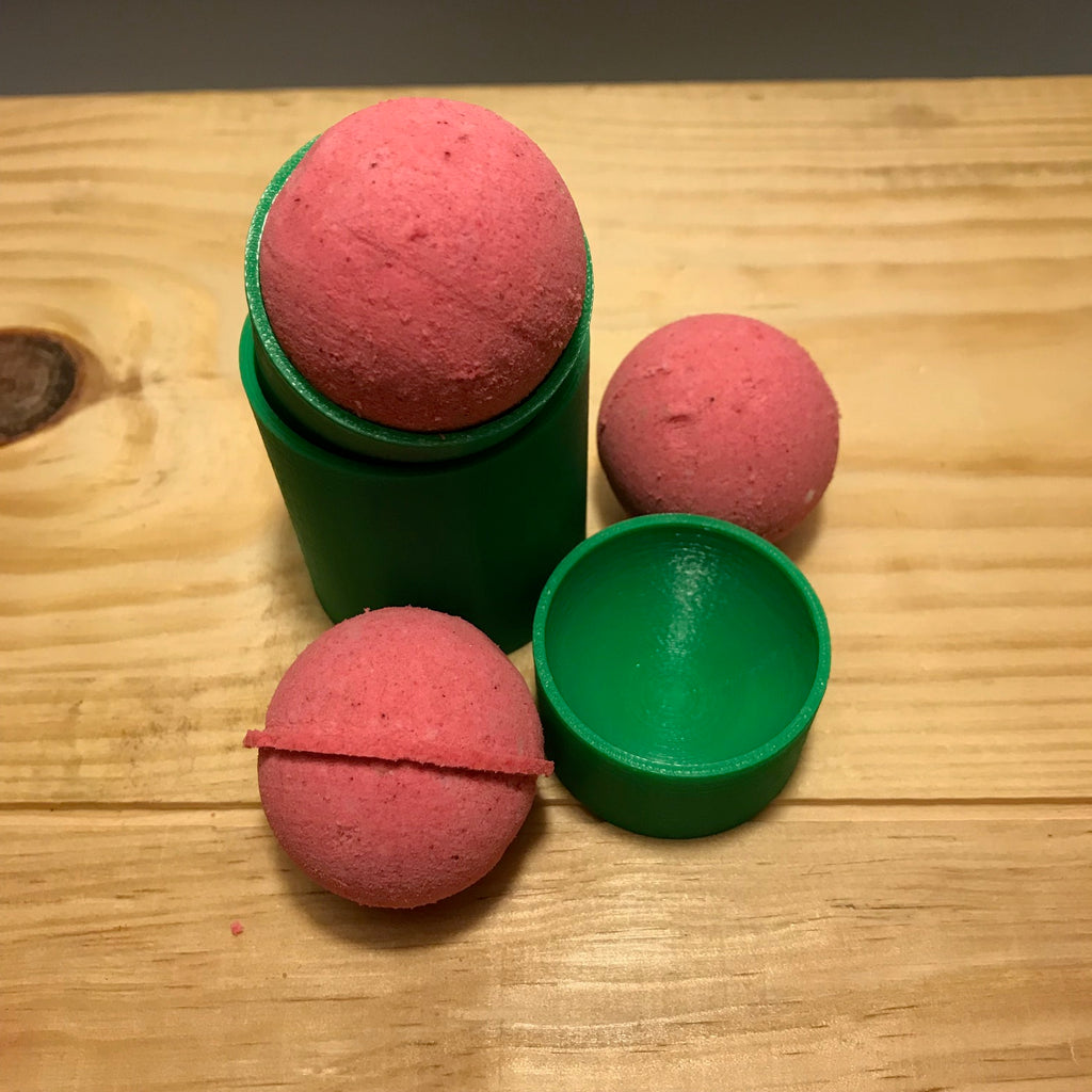 Round Bath Bomb Press Molds