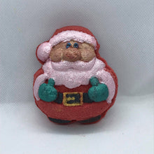 Load image into Gallery viewer, Santa Bath Bomb Hand Mold