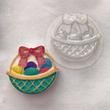 Load image into Gallery viewer, Easter Basket Vacuum Form Molds