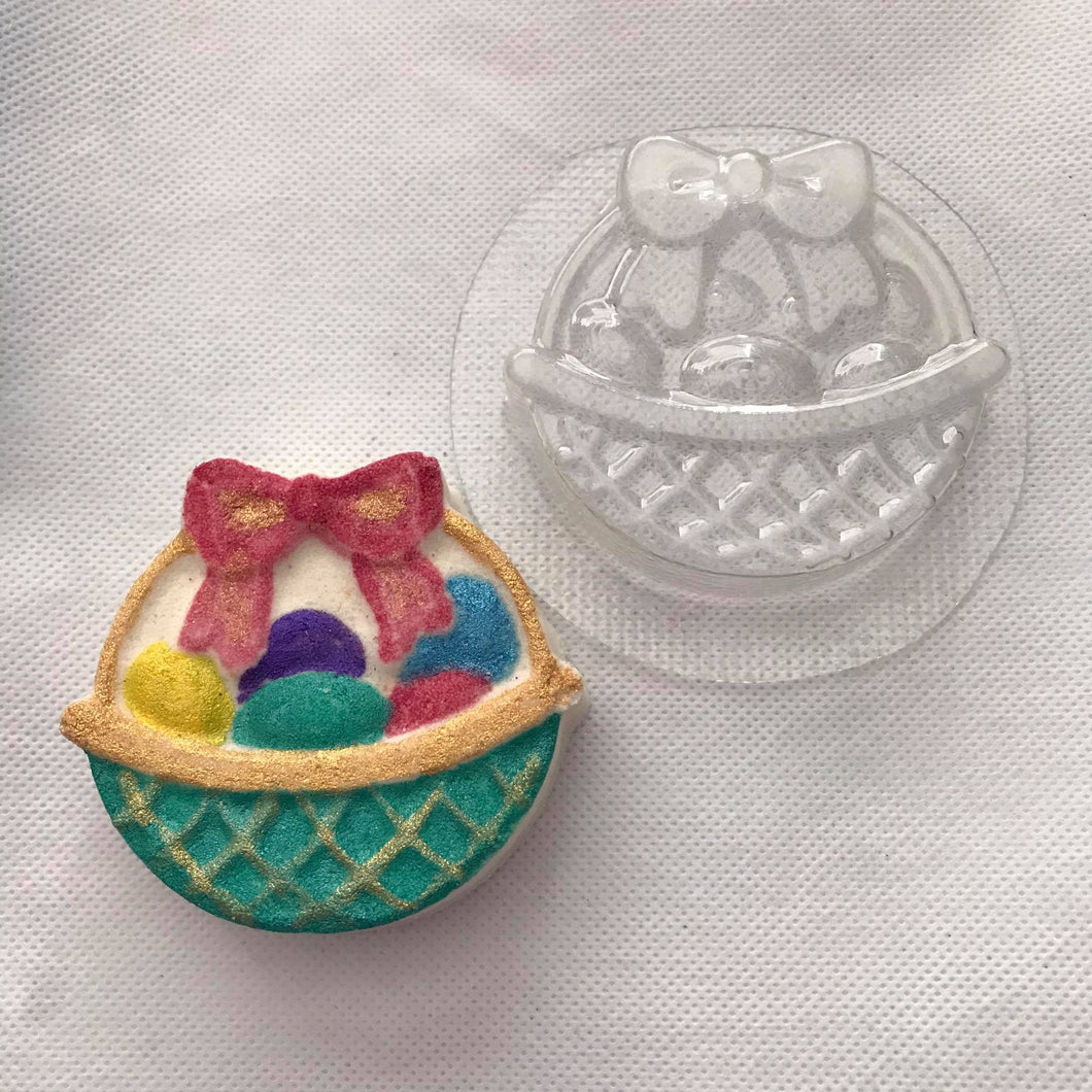 Easter Basket Vacuum Form Molds