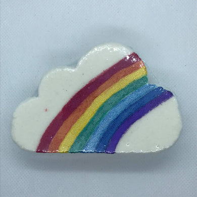 Cloud (Flat) Bath Bomb Hand Mold