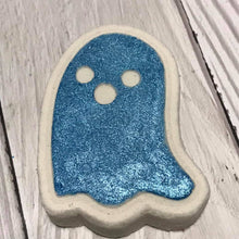 Load image into Gallery viewer, Cute Ghost Bath Bomb Hand Mold