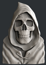 Load image into Gallery viewer, Death Reaper Bath Bomb Vacuum Mold