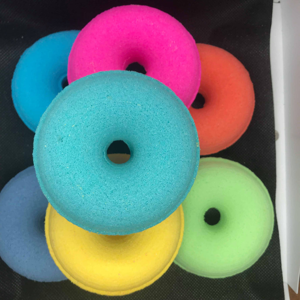 Donut Bath Bomb Press Mold