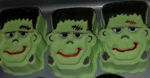 Frankenstein Vacuum Form Molds