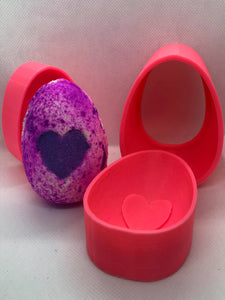 Hatchimal Egg Bath Bomb Press Mold