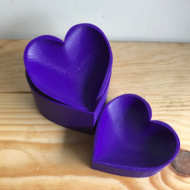 Heart Bath Bomb Hand Mold